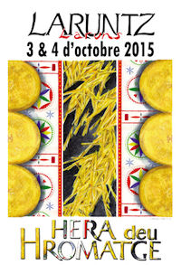 foire aux fromages de Laruns 2015