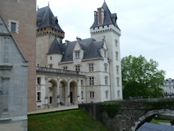 Le château de Pau Photo de Lavachequireve